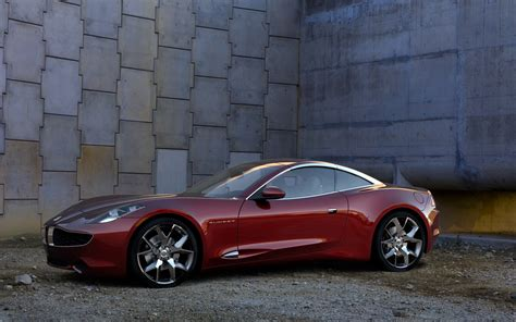 Fisker Karma Powered By Quantum Technologies (again