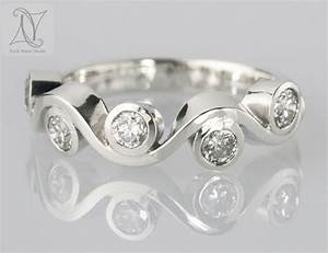 the most beautiful wedding rings silver wedding With silver wedding anniversary rings