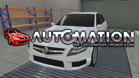 automation  car company tycoon game pc camshaft