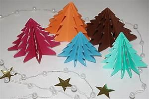 Weihnachtsbäume Aus Papier Basteln : weihnachtsbaum aus papier basteln ~ Orissabook.com Haus und Dekorationen