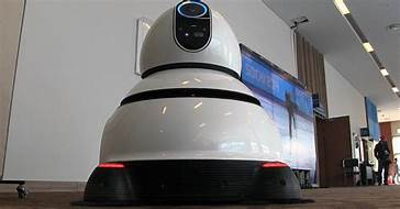 Robot Janitors Are Coming to Mop Floors at a Walmart Near You…