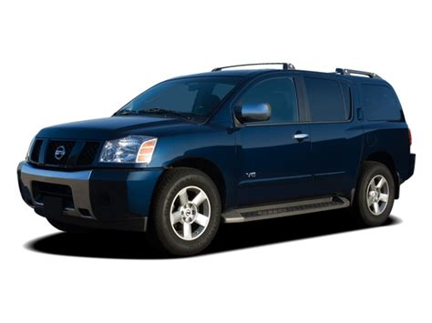 2006 Nissan Armada Review by 2006 Nissan Armada Reviews And Rating Motortrend
