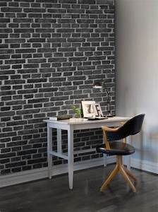34 Home Office Designs With Exposed Brick Walls