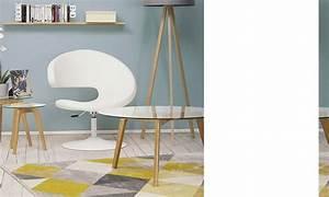 Grand tapis jaune et gris motifs losanges design losagne for Tapis jaune avec canapé avec grande assise