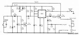 rpm limit alarm alarm control control circuit With capacitordischargeignitioncircuit basiccircuit circuit diagram