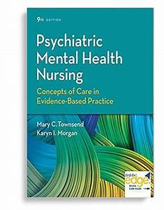 Psychiatric Mental Health Nursing  Concepts Of Care In