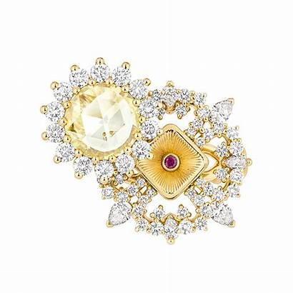 Dior Jewelry Fine Versailles Vogue Secret Victoire