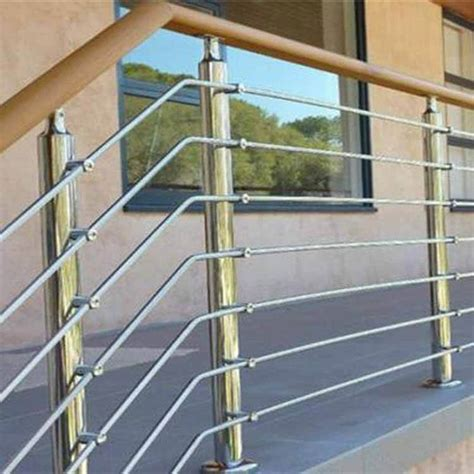 With our state of the art equipment we can produce any design. Stainless Steel Pipe Railing - Yurihomes