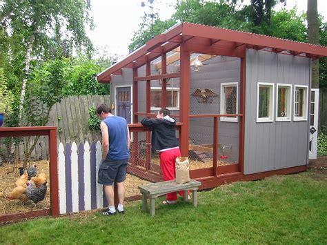Chicken House Designs by Chicken House Plans Chicken Coop Design Plans
