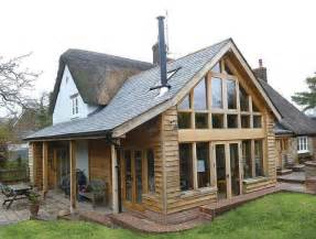 Glass Extension Thatched Cottages  Google Search