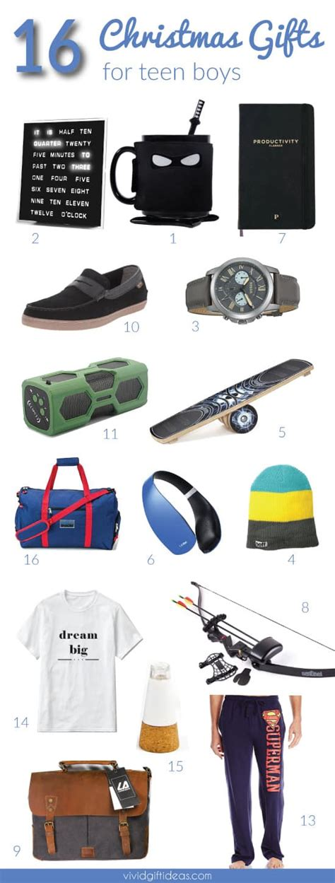 15 coolest christmas gifts you can get for teen boys vivid s