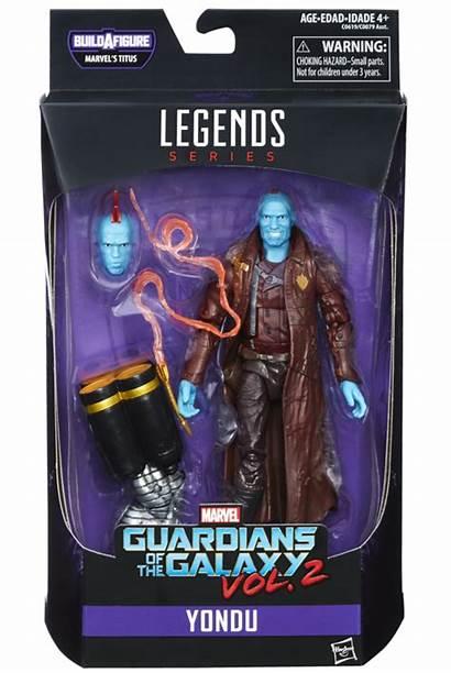 Marvel Legends Yondu Galaxy Guardians Galaxia Guardianes