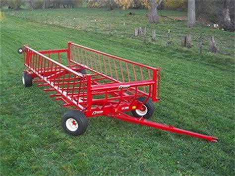hay feeder wagon e z trail farm wagons arthur il products bale wagons