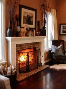 Cozy Fireplace Living Room Ideas