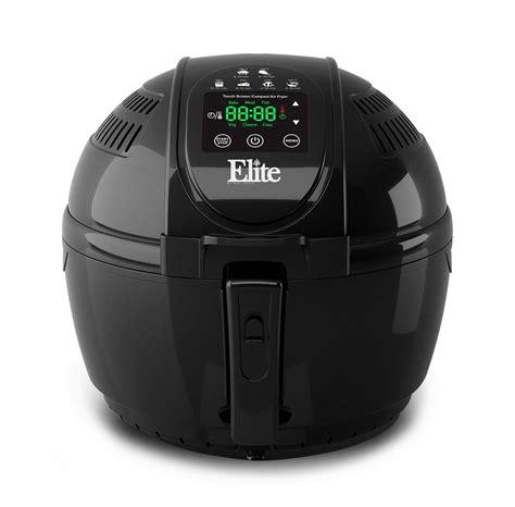 fryer air elite platinum digital eaf rating