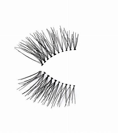 Eyelashes Drawing False Glue Getdrawings