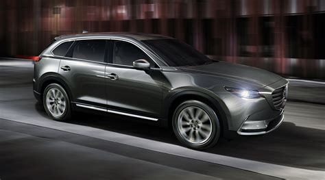 2018 Mazda Cx 9 Revealed With New 25 Turbo Engine