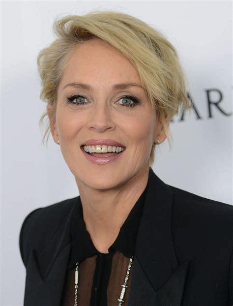 Sharon Stone ? 2015 amfAR?s Inspiration Gala Los Angeles
