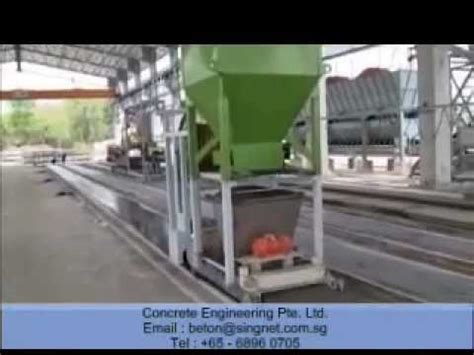 how to produce fast production of precast walls wall