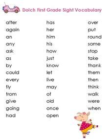 vocabulary words for 1st grade grade vocabulary words scalien