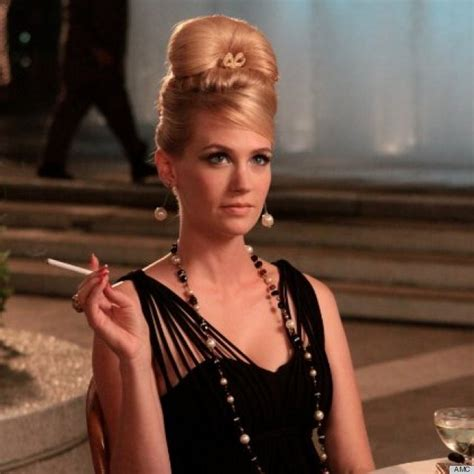 Mad Men Makeup  Beauty Tips We Learned From The Show P Os Huffpost Life