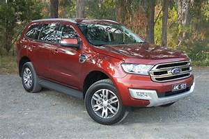 Ford, Everest, Trend, 2018, Review, Snapshot