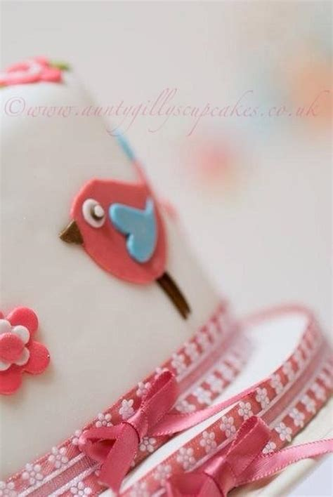 Twit Twoo Cake By Gill Earle Cakesdecor
