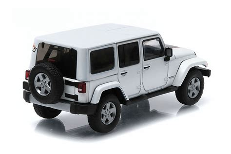 Oppo Neo 5 White Jeep Wrangler greenlight 86074 1 43 jeep wrangler 4x4 unlimited mojave