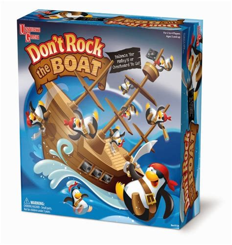 Don T Rock The Boat Play by Don T Rock The Boat Board My Three And Me