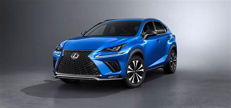 updated  lexus nx   whats  forcegtcom