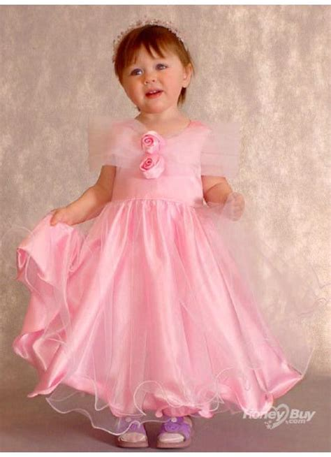 Pink Dress For Little Girls | Great Ideas For Fashion Dresses 2017