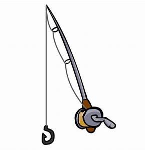 Fishing Rod Clip Art - ClipArt Best