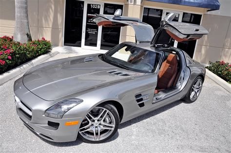 It hasn't lost any value. 2011 Mercedes-Benz SLS AMG Gullwing Coupe Stock # 6027 for sale near Lake Park, FL | FL Mercedes ...