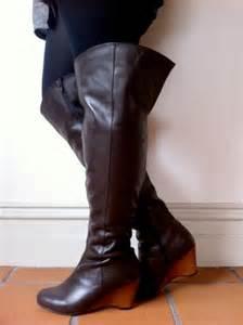 Women Wide Calf Over Knee Boots