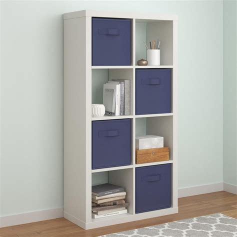 Parsons Bookcase by Ameriwood Parsons White Bookcase 7683396com The Home Depot