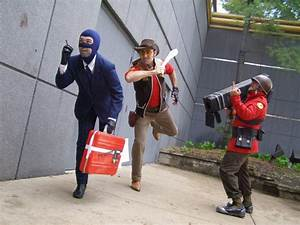 RED Soldier cosplay Team Fortress 2! by Swoz on DeviantArt