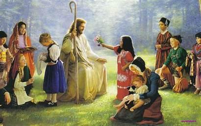 Jesus Christ Wallpapers God Religious Religion Holy