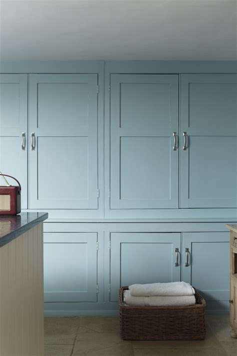 Farrow And Cupboard Paint by Cupboard In Blue Ground Estate Eggshell One More Exle