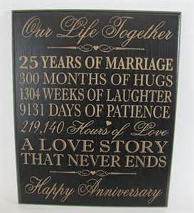 25th wedding anniversary gifts for him 25th wedding anniversary wall plaque gifts for 25th anniversary gifts for 25th