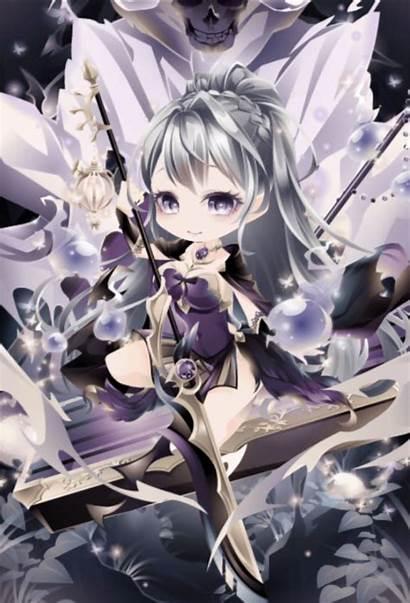 Reaper Grim Underworld Cocoppa Fandom Play Anime