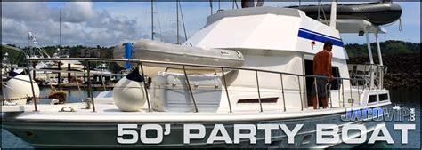 Boat Rental Jaco Costa Rica by 50 Foot Jaco Boat In Costa Rica