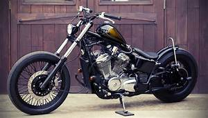 Free The Wheels     Custom Steed  Shadow  400