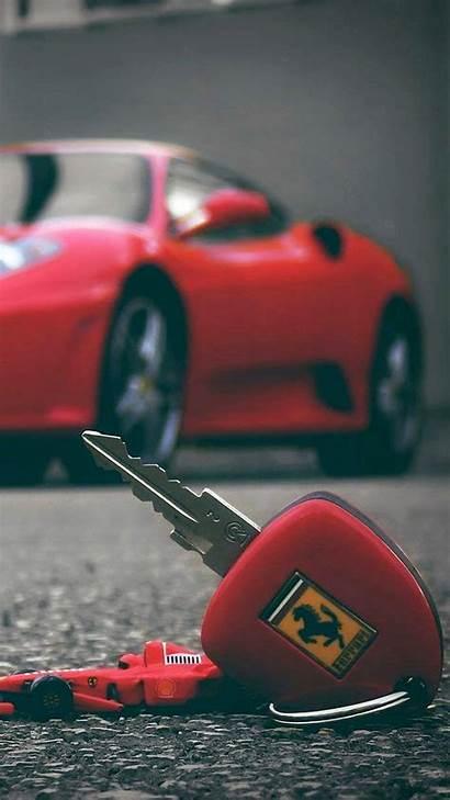 Key Android Ferrari Keys Motor Automobile Vehicle