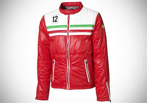 Scuderia ferrari formula 1 men's 2018 black softshell jacket. Ferrari Shield Vintage Jacket | SHOUTS