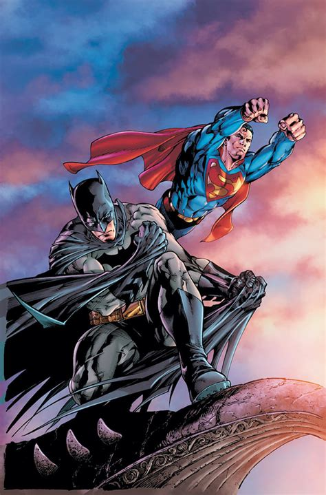 Supermanbatman Comics  Dc Comics Photo (8714858) Fanpop