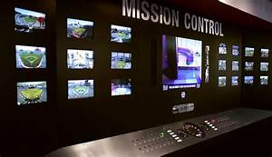 MLB Mission Control, A Baseball Control Panel Inspired by NASA