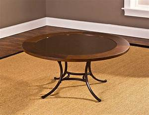 Round copper top coffee table coffee table design ideas for Oval copper coffee table