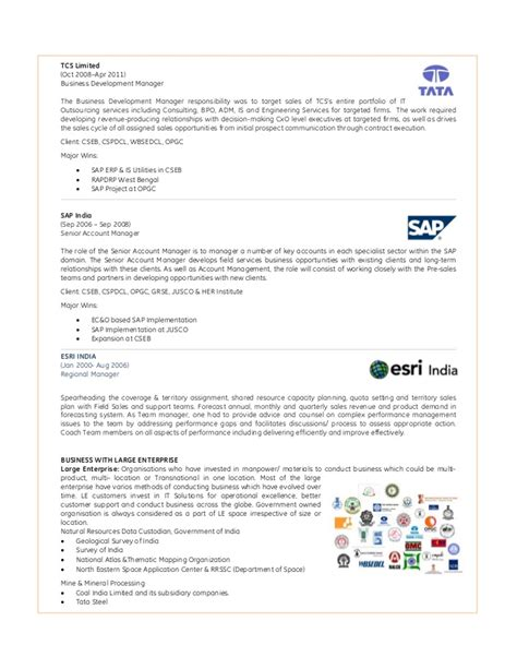 100 business development support resume sales