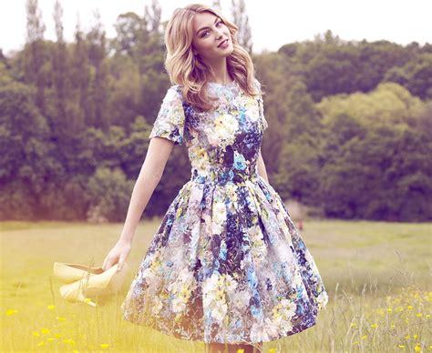summer dresses uk pretty in petals add flower power to your summer wardrobe
