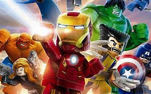Great LEGO Marvel's Avengers Wallpaper | Full HD Pictures